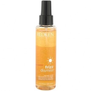 Redken Frizz Dismiss Anti Static Oil Mist антистатик масло-спрей защищает от неблагоприятных погодных условий 125 мл